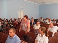 Состоялась 46 сессия Джанкойского районного совета