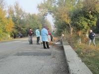 Жители Джанкойского района вышли на очередной субботник в рамках Общекрымской акции «Чистый Крым»